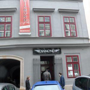 Kavárna DIAMOND Brno