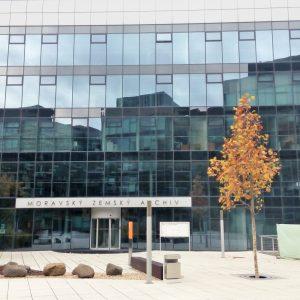 Moravský zemský archiv Brno