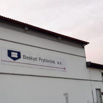 Beskyd Fryčovice – bramborárna Horní Cerekev