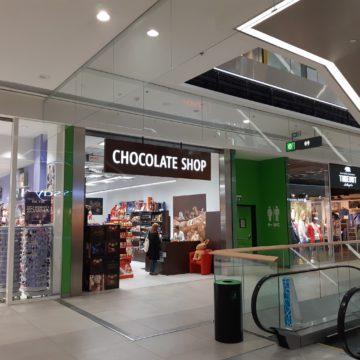 CHOCOLATE SHOP – OC Šantovka Olomouc