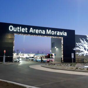 Outlet Arena Moravia Ostrava