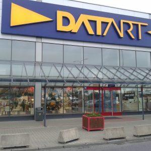 Prodejna DATART Praha – Zličín