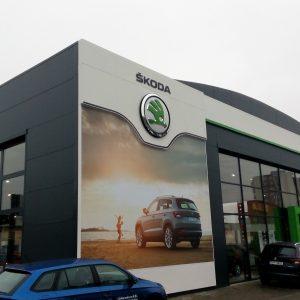 Autocentrum K.E.I. Brno – rekonstrukce montážní haly