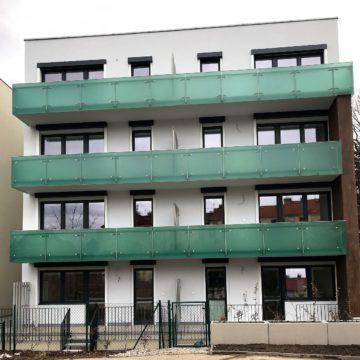 Bytový dům ul. Mrštíkova, Praha